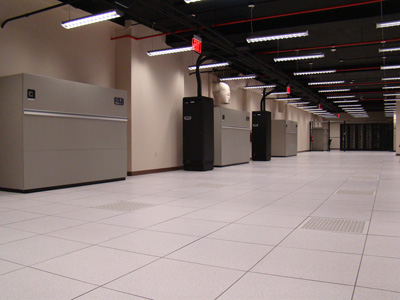 Project Gallery Construction Data Center Buildout